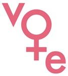 Vote Gender Symbol
