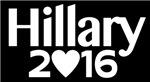 Hillary 2016 White