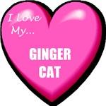 I Love My Ginger Cat