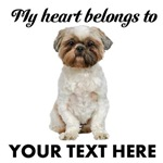 Personalized Lhasa Apso