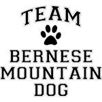 Team Bernese Mountain Dog
