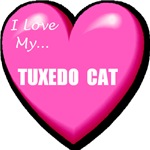 I Love My Tuxedo Cat