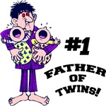 #1 Father Of Twins