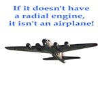 Radial B-17