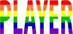 Player -  Gay Pride