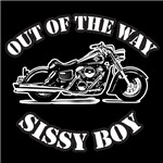 Outta The Way Sissyboy