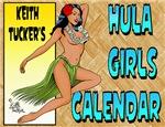 Hula Girls Calendar!