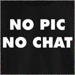 No Pic No Chat