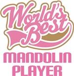 World's Best Mandolin Player Music Gifts