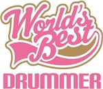 World's Best Drummer Music Gifts