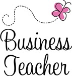 Business Teacher School T-shirts