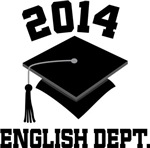 English Dept 2014 Graduation Gifts