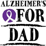 Alzheimers For Dad support design