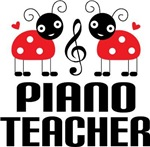 Piano Teacher (Music Ladybugs) Gifts