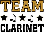 TEAM CLARINET FUNNY MARCHING BAND SHIRTS
