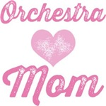 Orchestra Mom Music Shirts