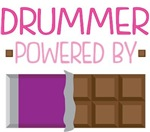 DRUMMER powered by chocolate