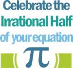 Pi Day Irrational Half T-shirts