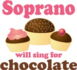 Chocolate Soprano T-shirts / Gifts