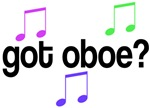Got Oboe T-shirts and Gifts