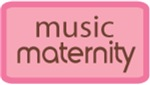 Music Lover / Musician Maternity T-shirts