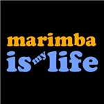 Marimba Is My Life T-shirts
