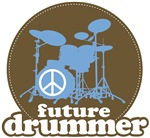 CUTE FUTURE DRUMMER T-shirts and Gifts