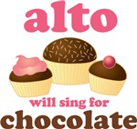 Funny Chocolate ALTO T-shirts / Gifts