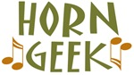 French Horn Geek T shirts and Hoodies