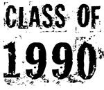 Grunge Class Of 1990 Reunion T-shirts