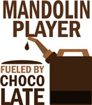 Mandolin Player Fueled By Chocolate Gifts