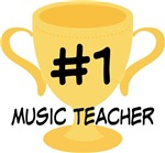 MUSIC TEACHER AWARD GIFTS