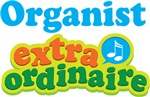 Organist Extraordinaire Choir T-shirts