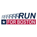 Run for Boston Red White and Blue