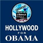 HOLLYWOOD FOR OBAMA