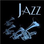 Jazz Trumpet Blue