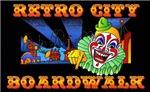 Retro City Boardwalk