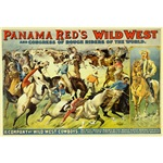 Panama Red's Wild West Cowboys