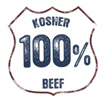 100% Kosher Beef