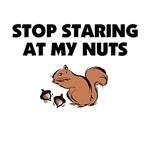 Stop Staring at My Nuts