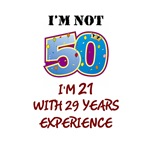 I'm Not 50...