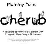 Mommy to a Cherub