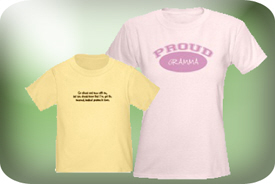 T-Shirts and Gifts for Gramma