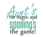 Aunt's the Name!