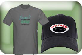 Papaw Gifts and T-Shirts