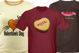 Funny Valentine's Day Gifts & T-Shirts