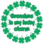 Grandma is My Lucky Charm