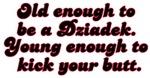 Young Enough Dziadek