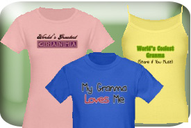 Granma Gifts and T-Shirts