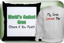 Gran Gifts and T-Shirts